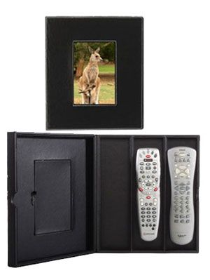 Kangaroom remote control caddy