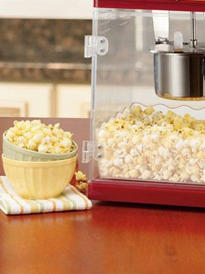 Superieur Professional Popcorn Maker. Courtesy Of WaringProducts.com. Small Appliances