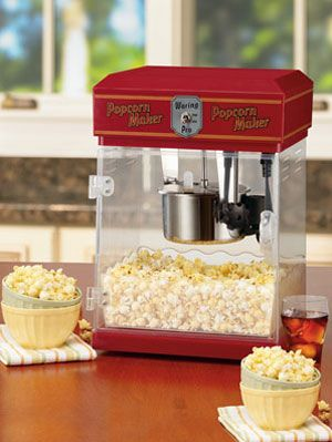 The Professional Popcorn Maker