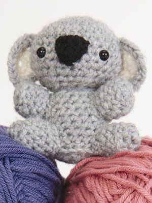 Cuddly Crochet Creatures