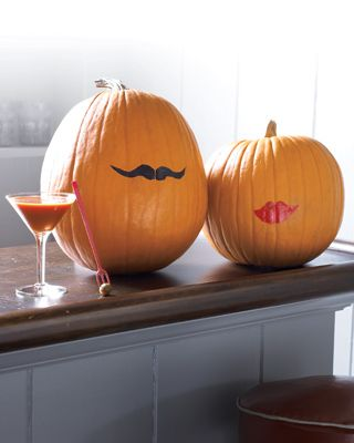 Mr. and Mrs. Gourd-Geous