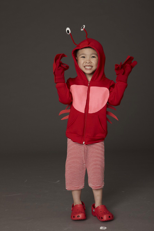 Watch DIY Halloween Costume: Crab video