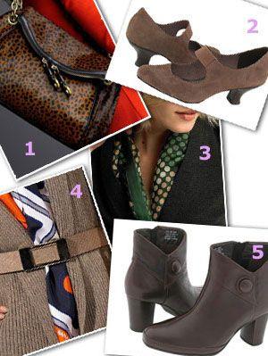Retail <em>(Tip: Saleswoman Chic)</em>