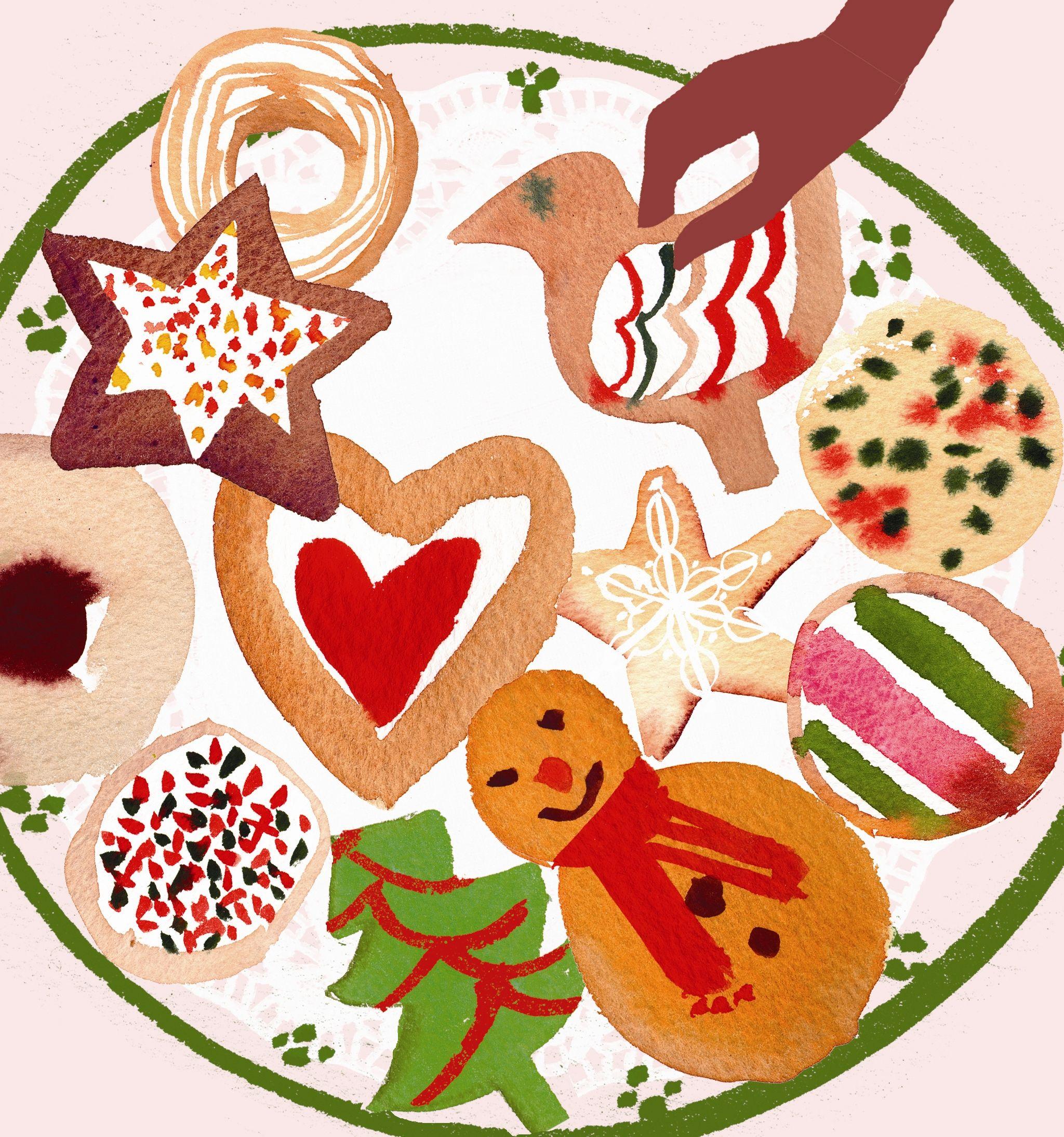 The Joys Of Christmas.Holiday Traditions Christmas Family Traditions