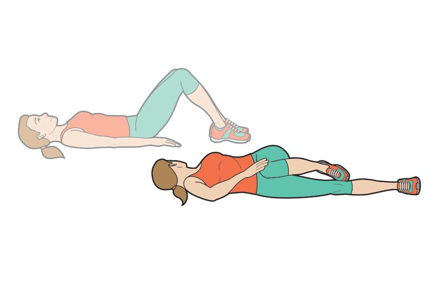 Exercises for Back Pain - How to Get Rid of Back Pain