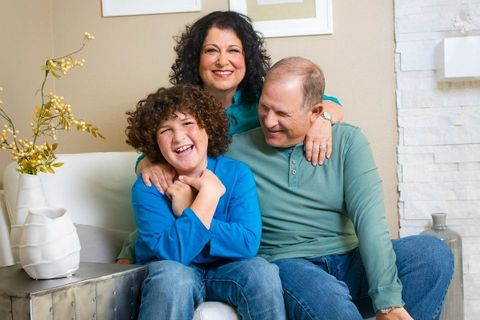 How Two Grandparents Embraced Later-Life Parenthood