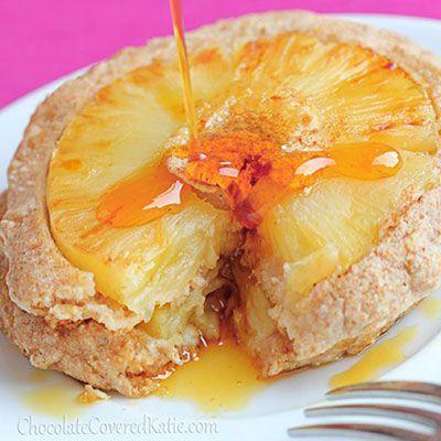 Pineapple Upsdie Down Cake Minimalist Baker