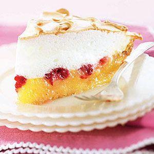 Lemon-Raspberry-Meringue-Tart