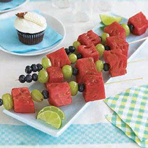Watermelon-Kabobs