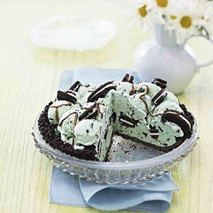 Mint-Chocolate-Ice-Cream-Pie