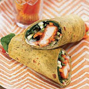 Buffalo-Chicken-Wraps-Recipe