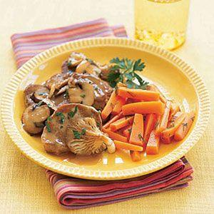 Pork-with-Mushroom-Gravy