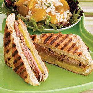 Cuban-Sandwiches-with-Rice-Orange-Salad-Recipe