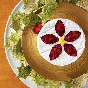 Tortilla-Wreath-with-Brie-Recipe