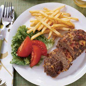 Bacon-Cheeseburger-Mini-Meat-Loaves