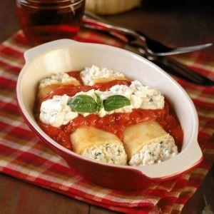 Vegetable Cannolini