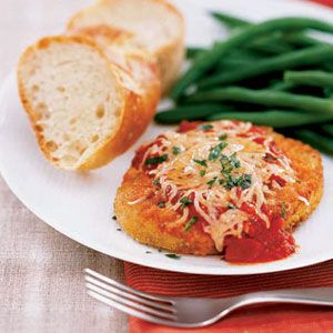 Easy-Cleanup-Chicken-Parmesan