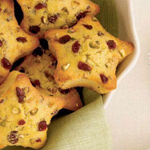 Cranberry-Pistachio-Muffins-Recipe