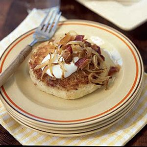 Mashed-Potatoes-Pancakes-with-Frizzled-Onion-Recipe
