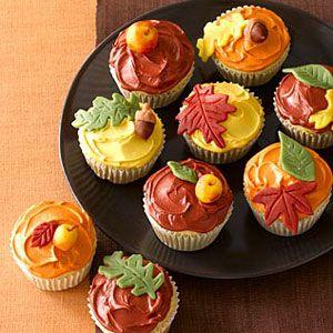 Apple-Cupcakes