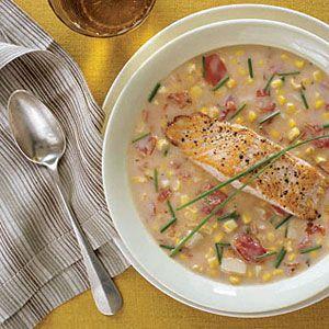 Corn-Tomato-Chowder-with-Salmon