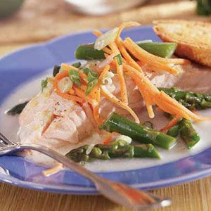 Salmon-and-Vegetables-with-Coconut-Sauce