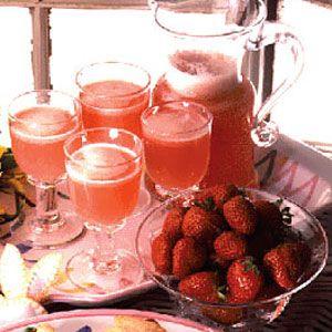 Strawberry-Lemon-Punch