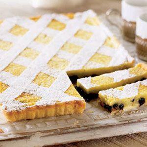 Lemon-Blueberry-Chess-Tart