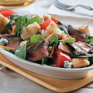Italian-Steak-and-Bread-Salad