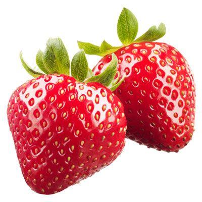 Strawberry-Coconut Scones