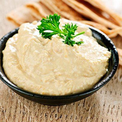 Hummus with Crudite