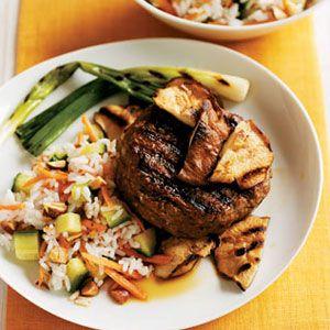 Asian-Turkey-Burgers-with-Cucumber-Rice-Salad-Recipe