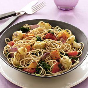 Roasted-Vegetable-Pasta