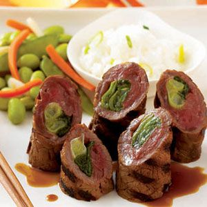 Beef-Negamaki