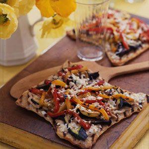 Grilled-Veggie-Pizzas-Alfredo-Recipe