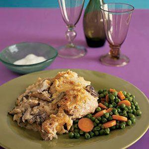 Chicken-Rice-Casserole