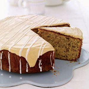 Coffee-Pecan-Cake