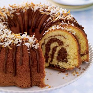 Coconut-Marble-Cake