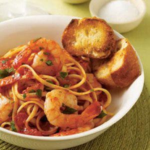 Shrimp-Arrabbiata-with-Linguine