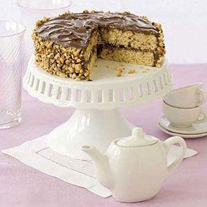 Hazelnut-Crispy-Cake