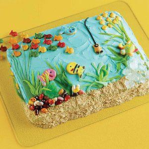 Under the Ocean Cake