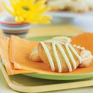 Lime-Cornmeal-Cookies