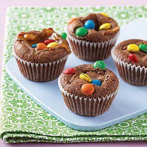Snickers-Brownie-Bites