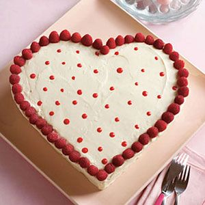White Chocolate Cake Recipe Valentines Day Cake Recipe