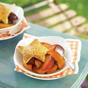 Peachy-Plum-Cobbler