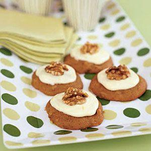 Carrot-Walnut-Cookies
