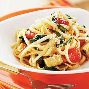 Linguine-with-Fresh-Tomatoes-and-Tofu