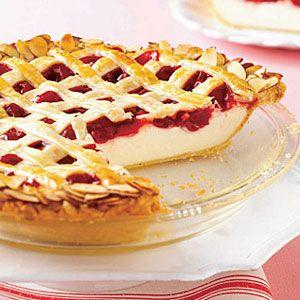 Cherry-Cheesecake-Pie