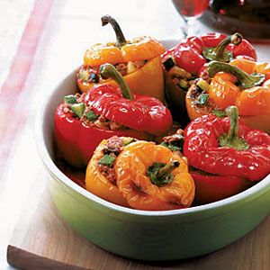 Picadillo-Stuffed-Peppers-Recipe