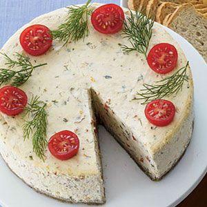 Savory-Herb-Cheesecake-Recipe